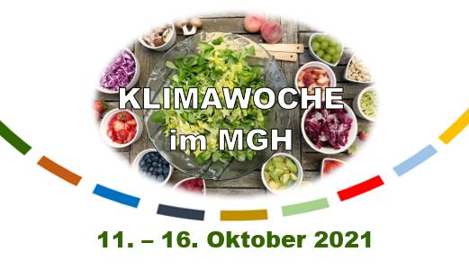 Klimawoche 2021 im MGH